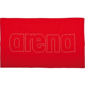 arena Haiti handdoek rood